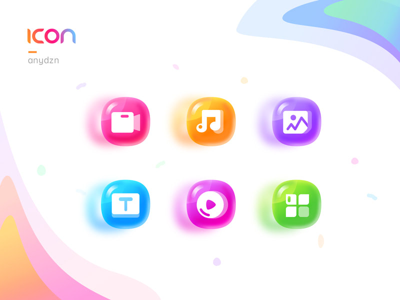 Icons_Candy colors